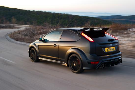 福特福克斯RS500高性能版限量发行500辆高清图片