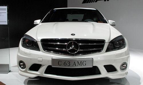 奔驰顶级轿跑c63amg现车销售