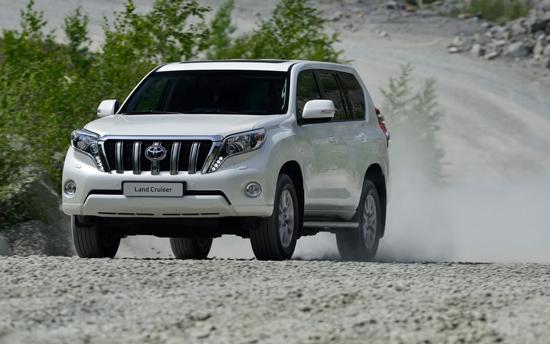 原装进口丰田霸道2700越野车仅售36.3万元