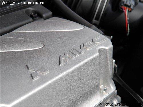 『全部4A9系列发动机均有MIVEC可变气门正时技术』-同心不同体 4组