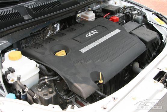 动力升级 搭载dvvt发动机