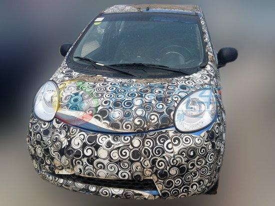 qq车型绝对是奇瑞汽车发展路上的
