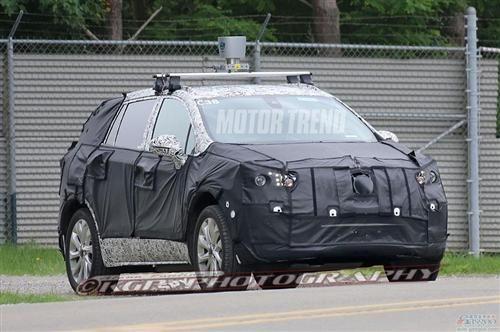 别克2015年推出第三款SUV 有望入华高清图片