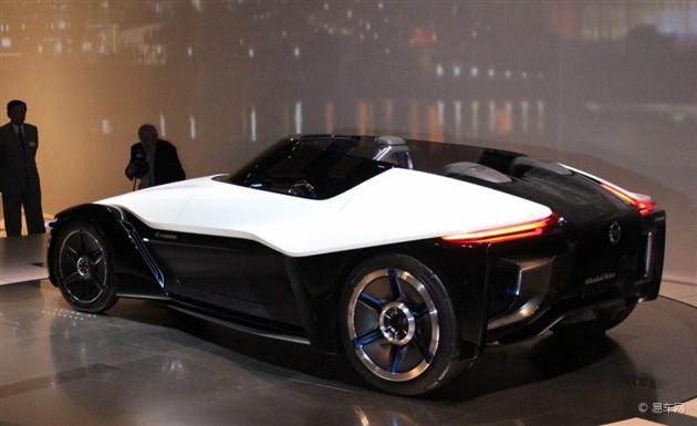 概念车内部设计非常科幻