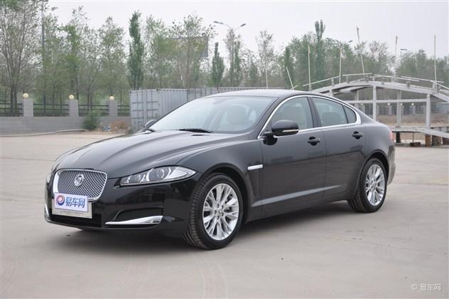 捷豹xf将推长轴版车型 专为中国市场打造高清图片