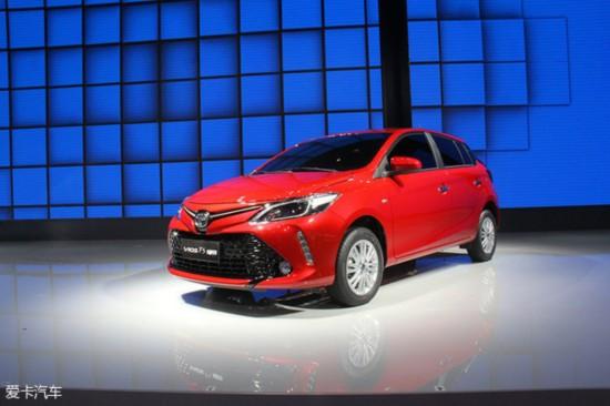 一汽丰田威驰FS-SUV风潮依旧火热 3月重点上市新车前瞻高清图片