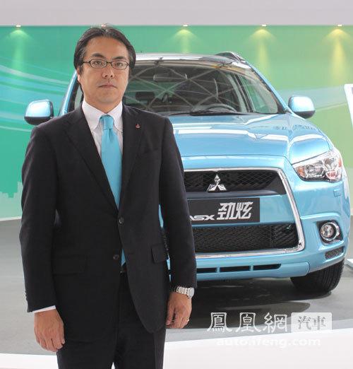 三菱汽车销售(中国)有限公司的销售副总经理