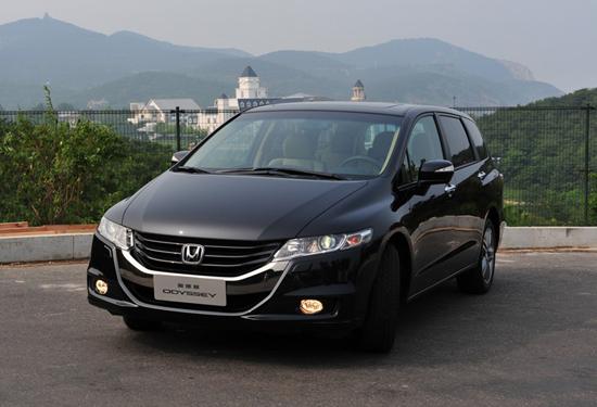 [济南]广本奥德赛最高优惠3万元 现车销售