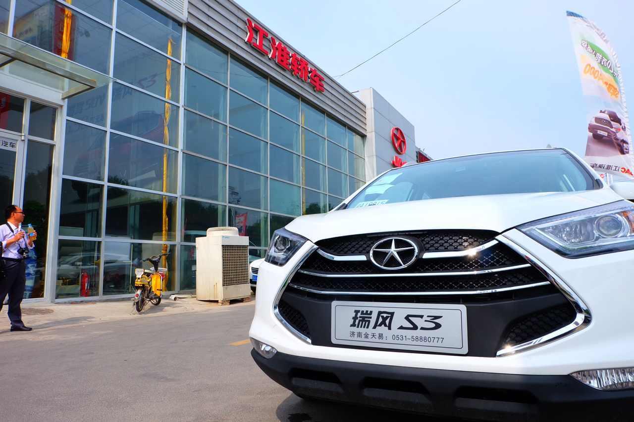 看江淮瑞风S3如何突围小型SUV市场高清图片